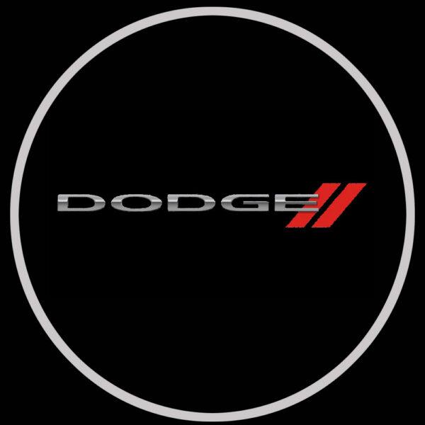 dodge door projector lights