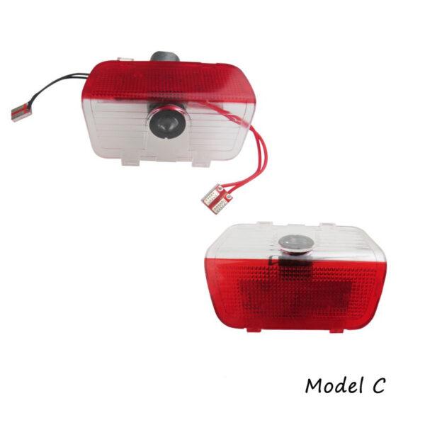 honda door projector lights