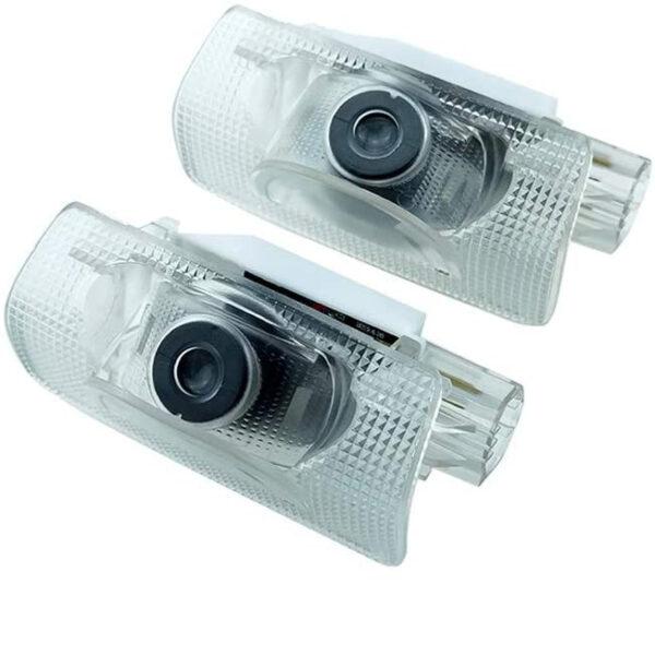 Toyota door projector lights