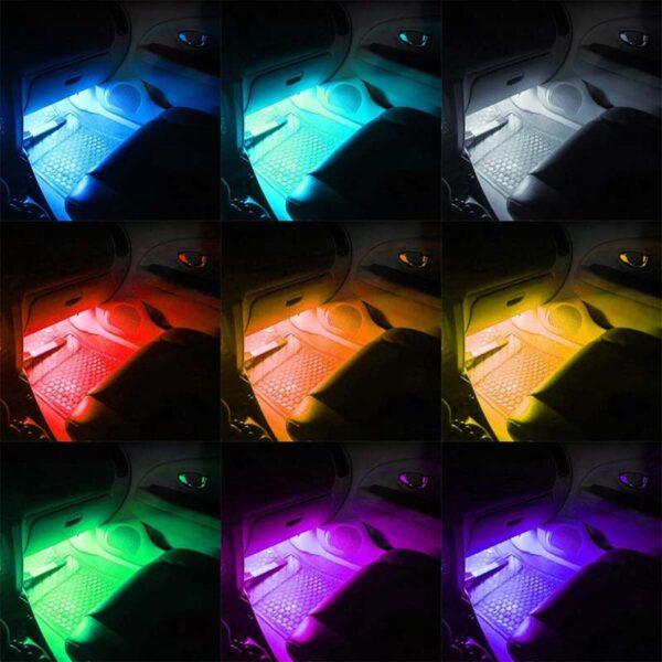 car interior lighting